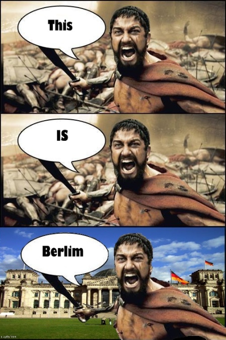 This is Berlim