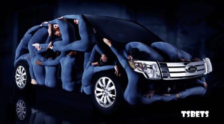 Carro de pessoas