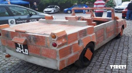 carro de tijolos