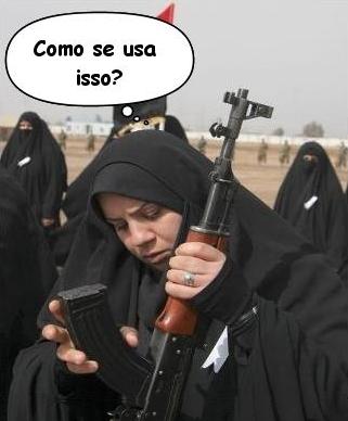 Mulheres+armas